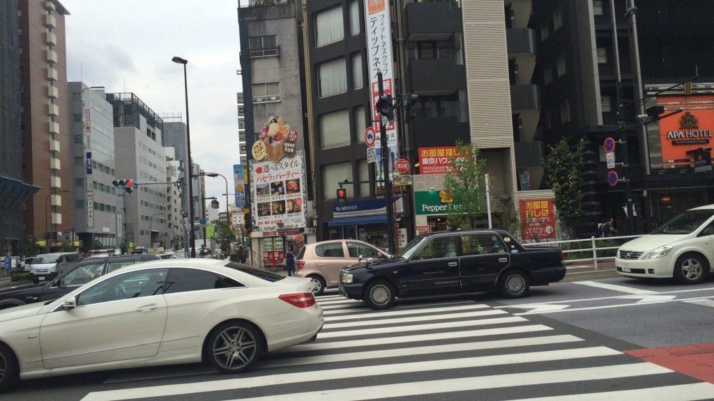 東新宿のペッパーランチ