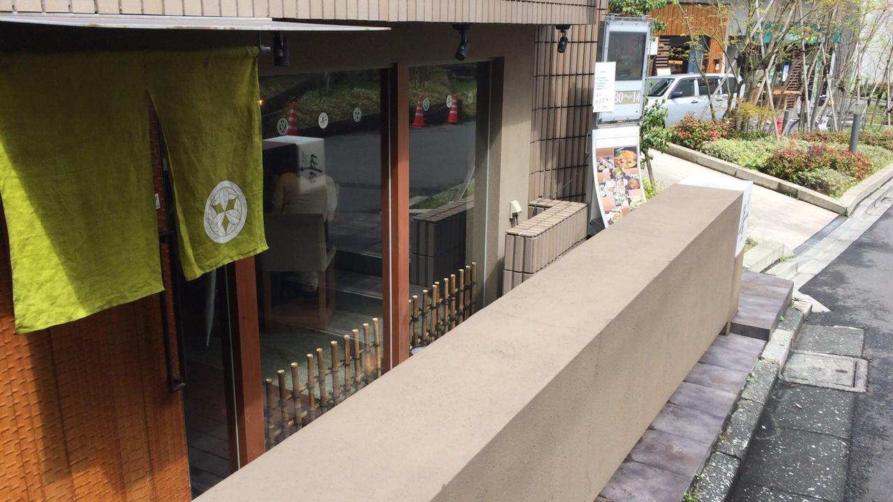 神楽坂裏路地のお店「吾」
