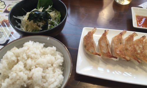 かぐらちゃか 餃子庵【現在はリニューアル済み】